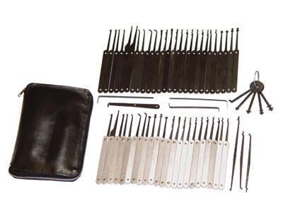 60 Pick Lock Pick Set
