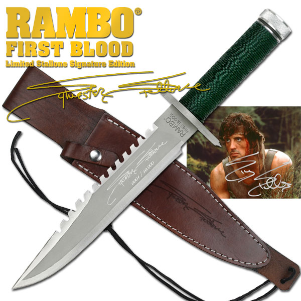 Rambo mes first blood