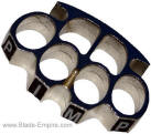 Brass knuckles template