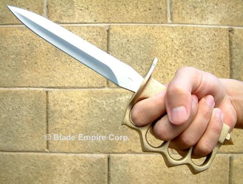 Окопный нож кастет первой мировой сша