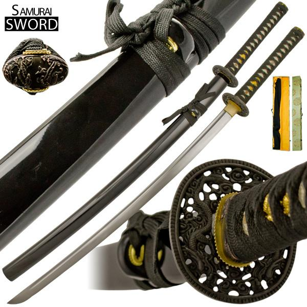 Dragon Fang Katana Sword Set
