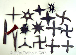 Throwing Stars