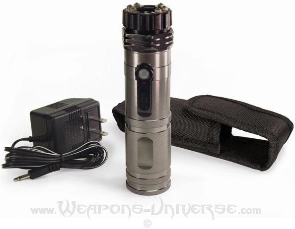 Zap Light Stun Gun Flashlight Zapl