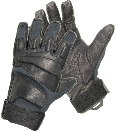 Blackhawk 8114 HellStorm SOLAG Tactical Gloves, Kevlar, Medium