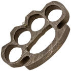 Damascus Brass Knuckles