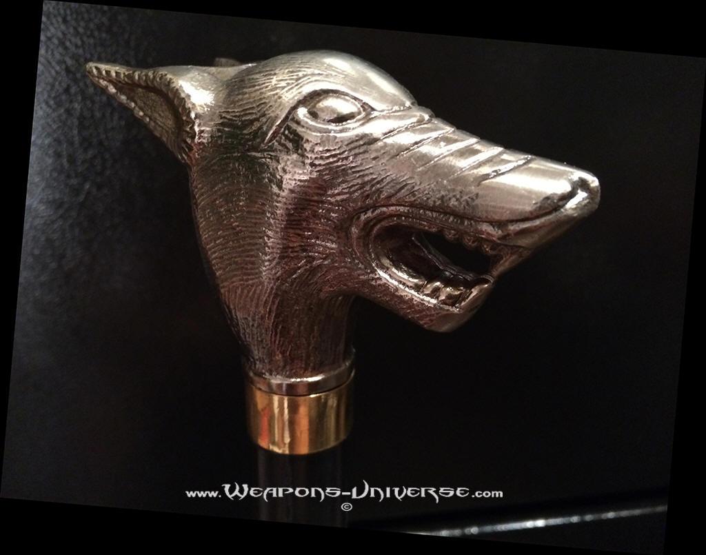 Wolf Cane Sword