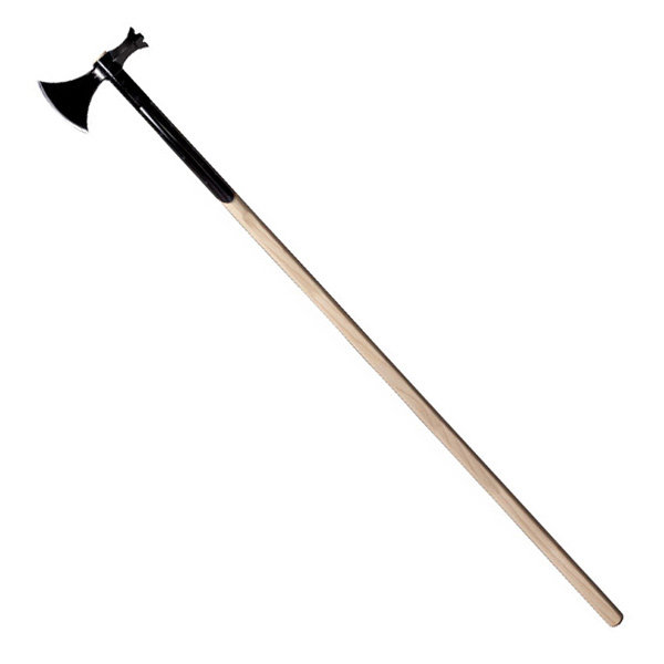 Cold Steel 89PA Pole Axe, American Ash Wood Handle