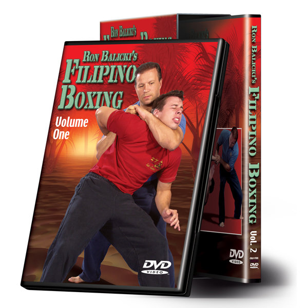 Cold Steel VDFB Ron Balicki's Filipino Boxing DVD