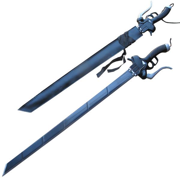 Deadly Alliance Fantasy Sword
