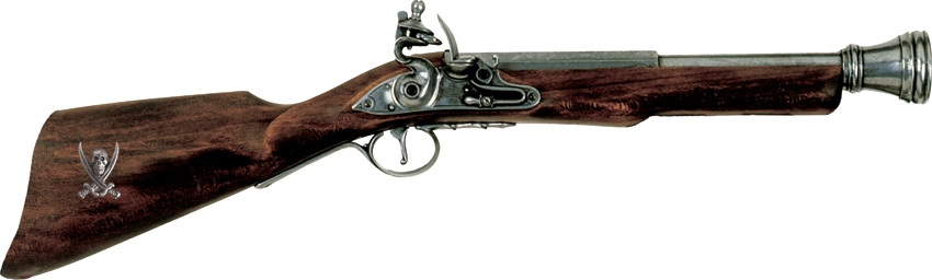 Denix DX1094G Pirate Boarding Blunderbuss