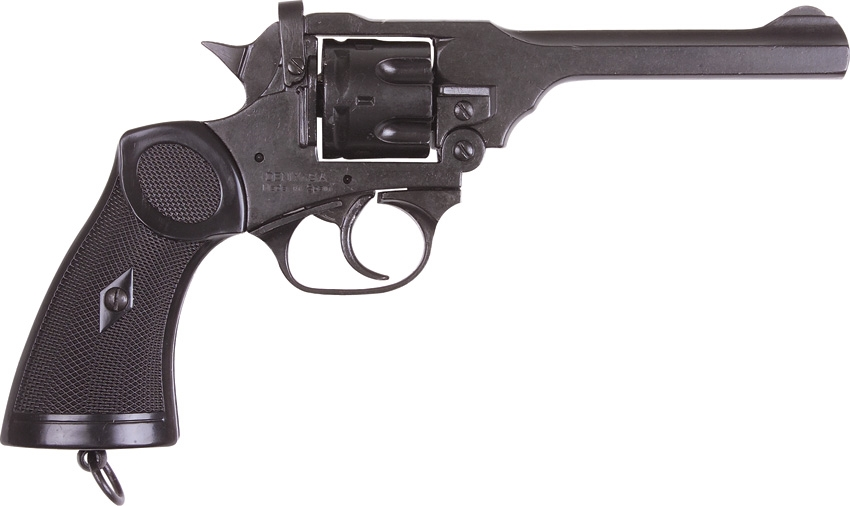 Denix DX1119 Webly British Revolver