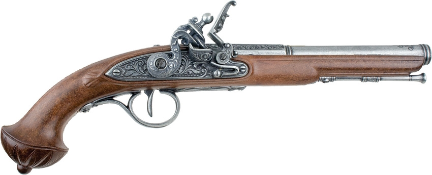 Denix DX1300 18th Century Flintlock Pistol