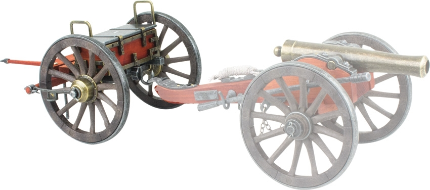 Denix DX492 Civil War Miniature Limber