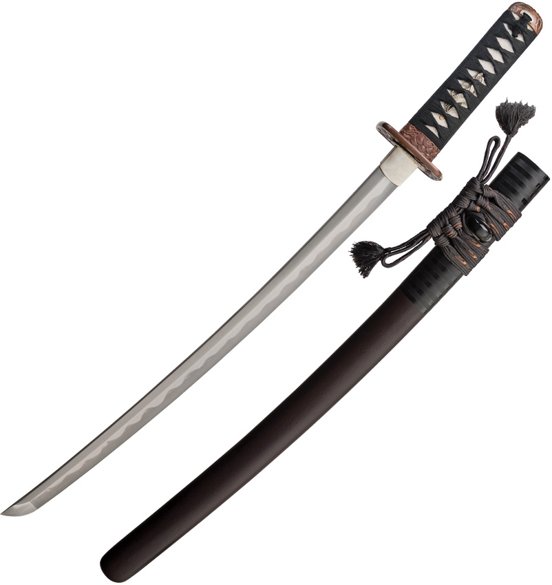 Dragon King DRK35300 Pine Crane Wakizashi Sword