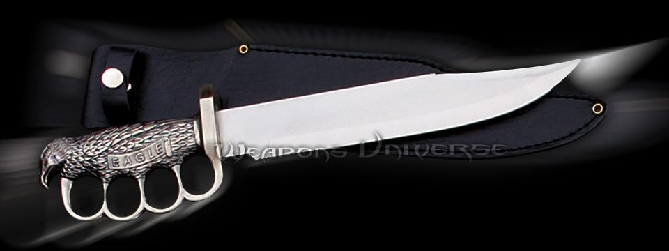 Master Cutlery Ck 095 Fantasy Eagle Hunter Bowie Knife