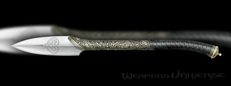 Master Cutlery HB02L Official Hellboy II Spear Labyrinth Of Evil