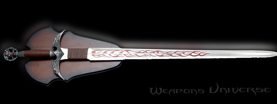 The gallery for --> Real Flaming Sword