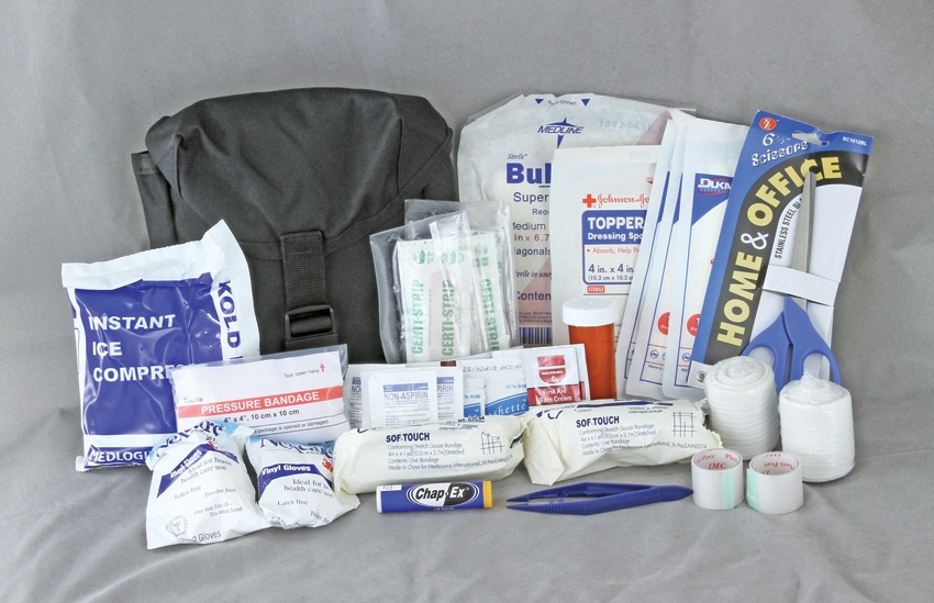 First Aid FA181B Kit New Platoon