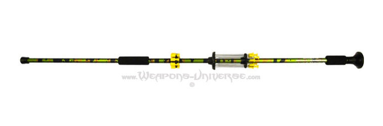 Green Camo Blowgun, .40 Caliber, 48 inches