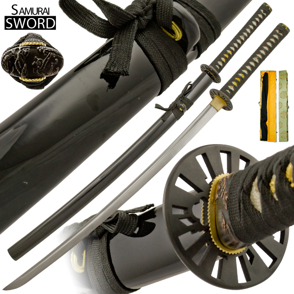 Handmade War Time Katana Samurai Sword