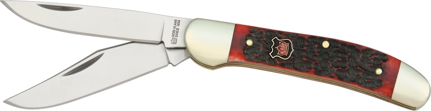 Klaas KC6214RD Copperhead Knife