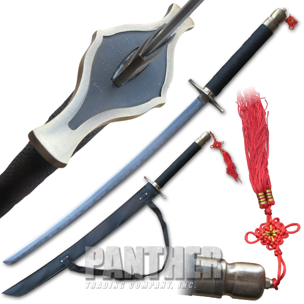 Long Slasher Katana Samurai Sword