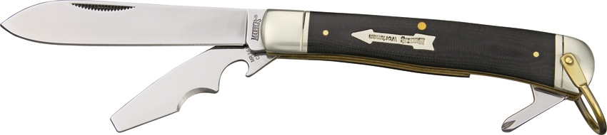 Marbles MR265 Workman Series Trapper Knife