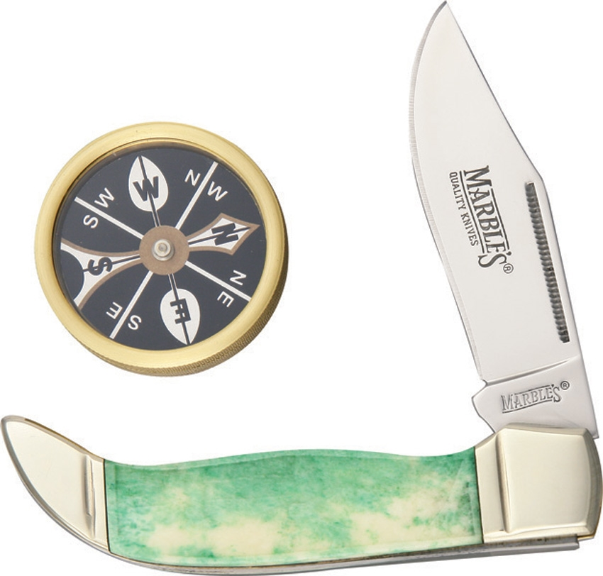 Marbles MR296 Knife Compass Gift Set