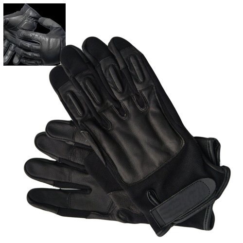 Sap Gloves Black Large