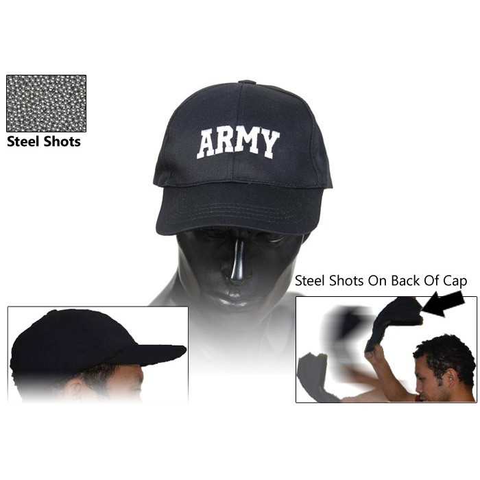 Self Defense Sap Cap, Army