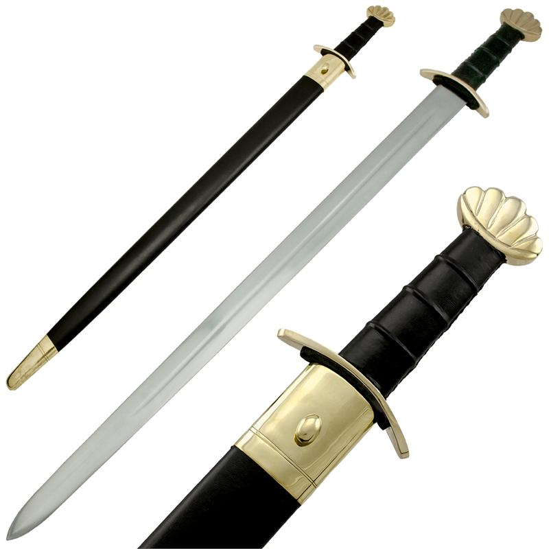 Spartan Battle Ready Medieval Sword