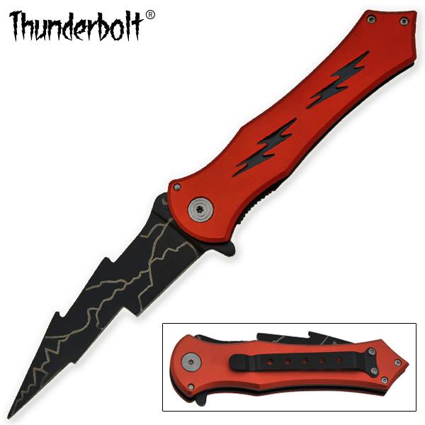 Lightning tiger blade