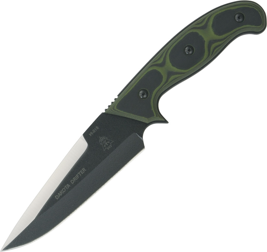 TOPS DAKD5G Dakota Drifter Knife