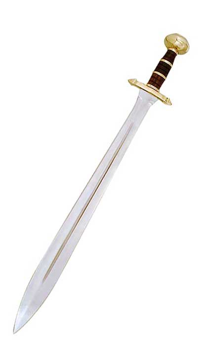 Trojan Sword of Destiny