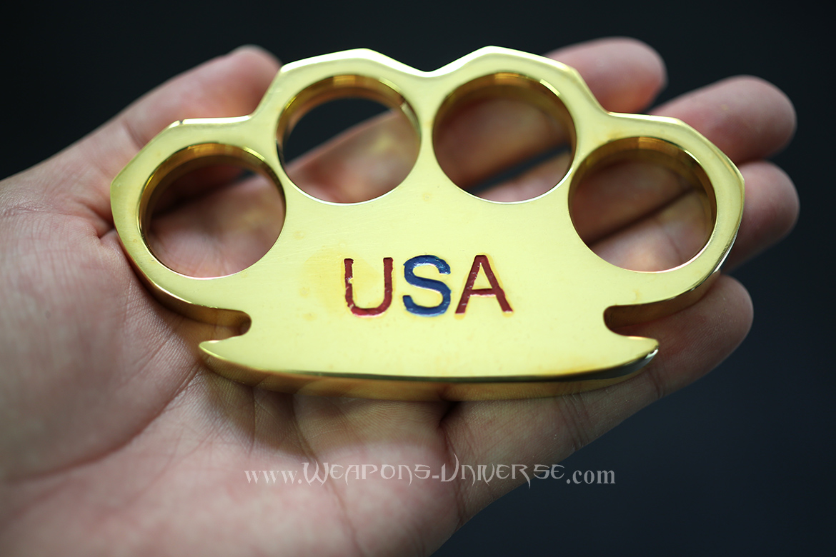 USA Real Brass Knuckles
