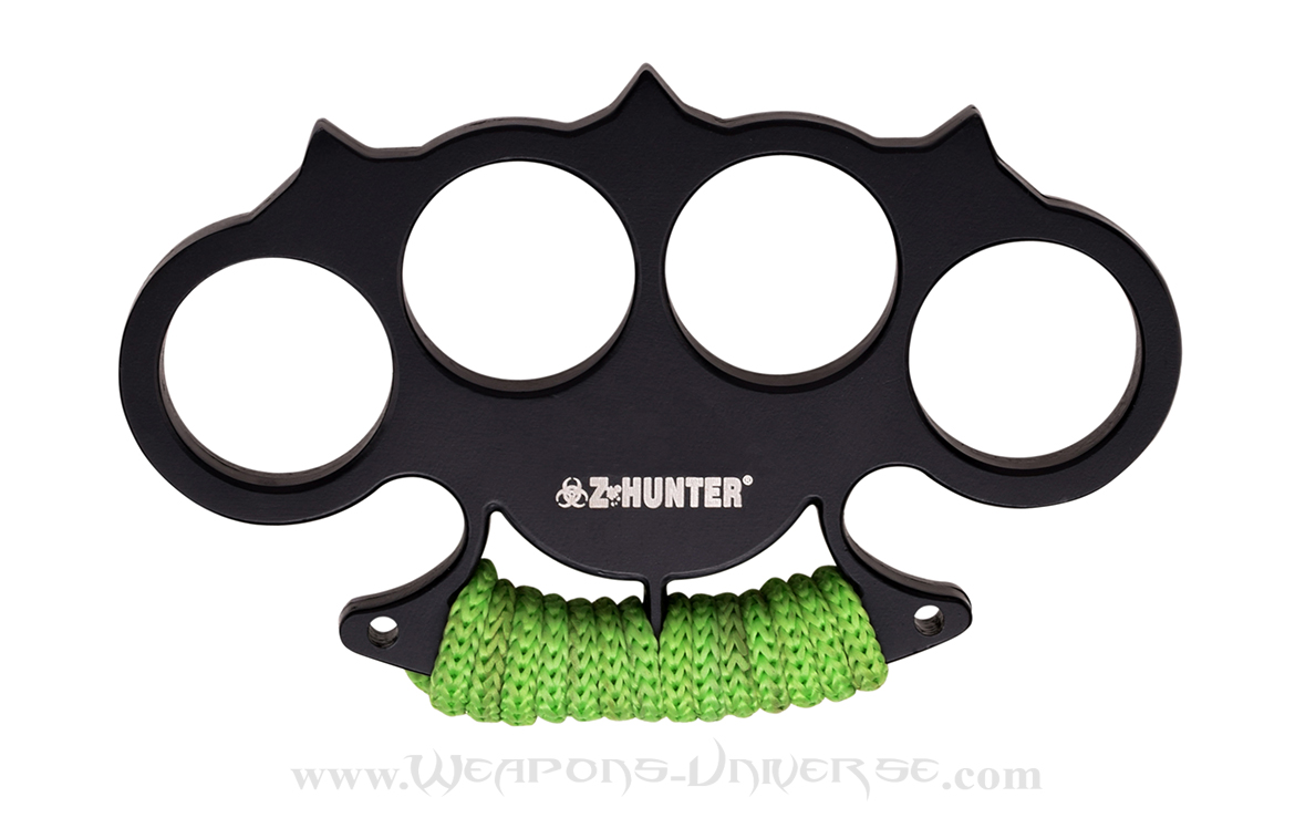 Zombie Hunter Spiked Padded Knuckles